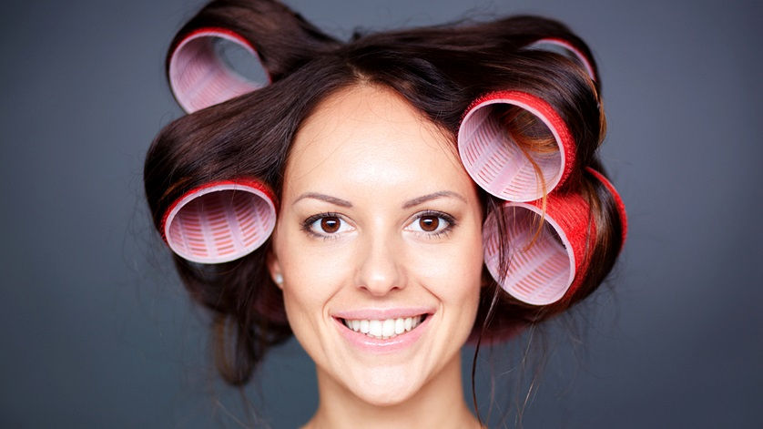 Get Beautiful Locks And Voluminous Looking Hair With Magnetic Hair Rollers