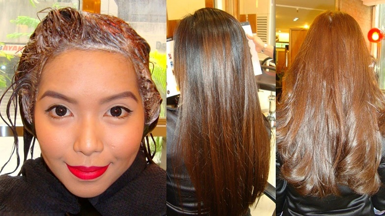 cellophane hair treatment